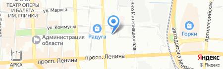 Банкомат Росгосстрах Банк на карте Челябинска