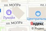 Схема проезда до компании Воронкин, Саитов и Партнеры в Челябинске