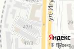 Схема проезда до компании Автокар в Челябинске