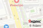 Схема проезда до компании Спецреконструкция в Челябинске