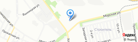 Ольга на карте Челябинска