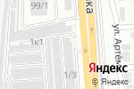 Схема проезда до компании Гаражно-строительный кооператив №305 в Челябинске