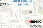 Схема проезда до компании Экспресс-сервис в Челябинске