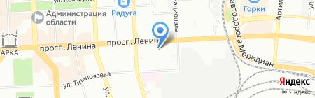 Versace Home на карте Челябинска