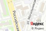 Схема проезда до компании Остров групп в Челябинске