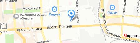 Модный тур на карте Челябинска