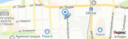 РосТендерГрупп на карте Челябинска