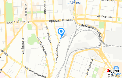 Местоположение на карте пункта техосмотра по адресу г Челябинск, ул Могильникова, д 173