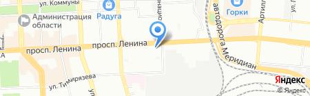 Туризм-холдинг на карте Челябинска