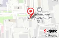 Схема проезда до компании Кованые изделия от производителя в Иваново