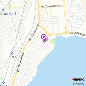 Городская больница №9 Челябинск на карте