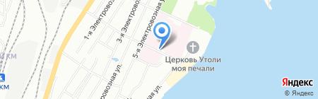 Неупиваемая чаша на карте Челябинска