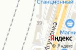 Схема проезда до компании Торговая компания в Челябинске