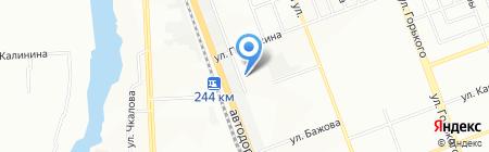 Полк ППС полиции Управления МВД по г. Челябинску на карте Челябинска
