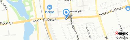 Bathroom на карте Челябинска
