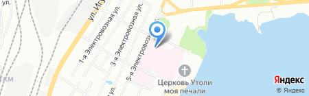 ОРТО-ЛЭНД на карте Челябинска