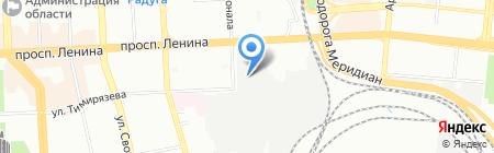 ОКЕАН на карте Челябинска