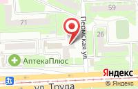 Схема проезда до компании Бизнесмен в Челябинске