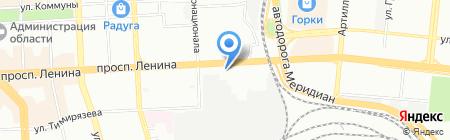 Оптифарм на карте Челябинска