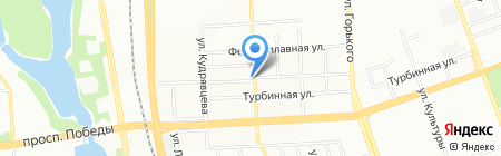 Auto Star на карте Челябинска