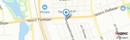L`Avel на карте Челябинска