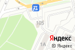 Схема проезда до компании PRO-косметика в Челябинске