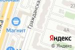 Схема проезда до компании Смайл в Челябинске