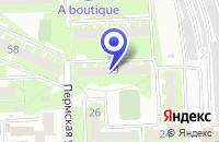 Схема проезда до компании АГЕНТСТВО ПРИКЛЮЧЕНИЙ ТРИ О в Челябинске