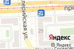 Схема проезда до компании Стэлс в Челябинске