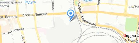 МЕДИАКОМ на карте Челябинска
