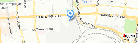 Фотообои74 на карте Челябинска