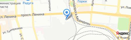 НТВ Плюс на карте Челябинска