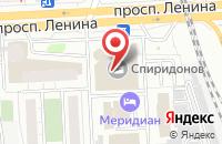 Схема проезда до компании Гармонь в Челябинске