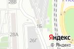 Схема проезда до компании Inpro Computers в Челябинске