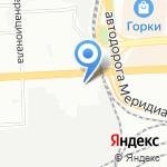 Полистрой на карте Челябинска