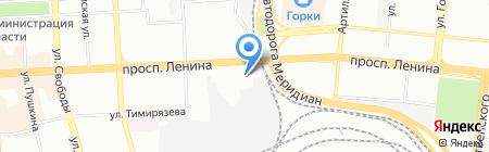 Челябкрансервис на карте Челябинска