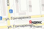 Схема проезда до компании Ориенталь в Челябинске