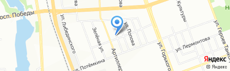Li.Vado на карте Челябинска