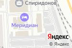 Схема проезда до компании UPS в Челябинске