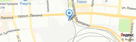СД-Технологии на карте Челябинска