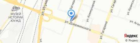 Инструмент-мастер на карте Челябинска