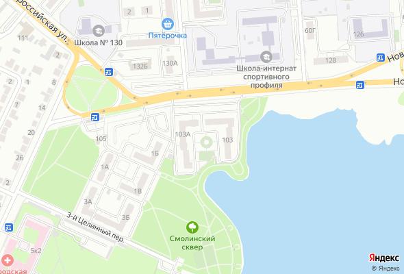 ЖК Смолинский