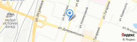Наркологическая практика на карте Челябинска