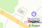Схема проезда до компании Автокомплекс в Челябинске