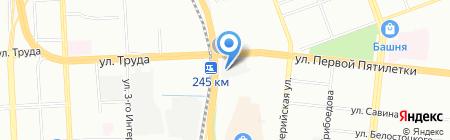 Торговый Дом Техника для склада на карте Челябинска