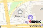 Схема проезда до компании МД-Групп в Челябинске