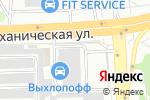 Схема проезда до компании АльянсНефтеПродукт Урал в Челябинске
