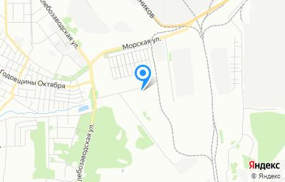 Местоположение на карте пункта техосмотра по адресу г Челябинск, ул Автоматики, д 3