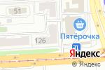 Схема проезда до компании Мир кафеля в Челябинске