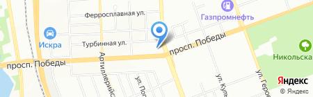 Много Мебели на карте Челябинска